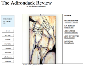 AdirondackReviewCover